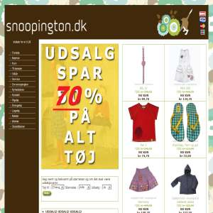 Snoopington.dk