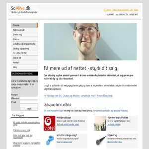 Rådgivning og online optimering - soalive.dk