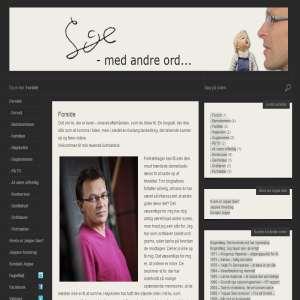 Jeppe Søe - blog