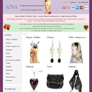 SofiaGaver - Smykker, Accessories og Gaver