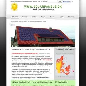 Solarpanels.dk
