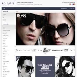 Soloptik - Danmarks billigste solbriller