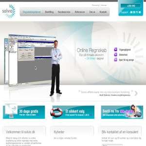 Solvio online regnskab