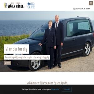 Begravelsesforretning Grenå - Søren Rønde Hansen