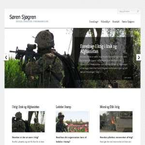 Foredrag om Afghanistan