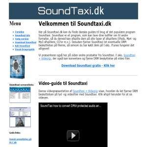 Soundtaxi.dk