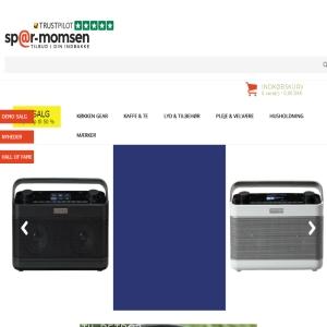 Spar-Momsen