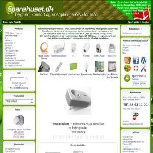 SpareHuset - Det Intelligente Hjem for alle