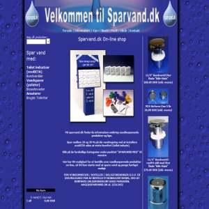 Sparvand.dk