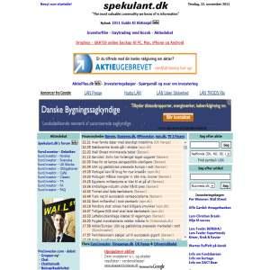 Spekulant.dk
