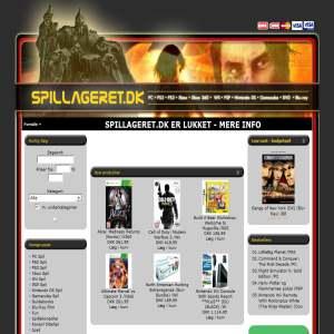 Spillageret.dk - spil til fair priser