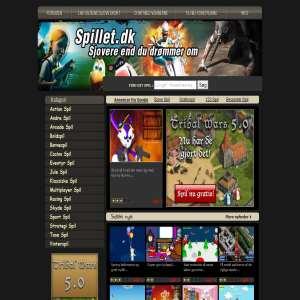 Spillet.dk - Gratis spil online på nettet for børn & voksne
