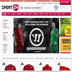 Sportsudstyr - Sport 24