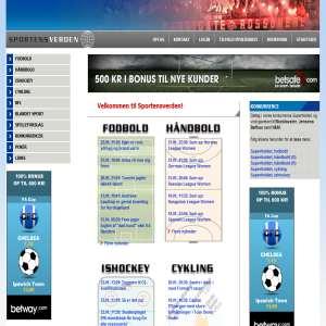 Sportenverden.dk