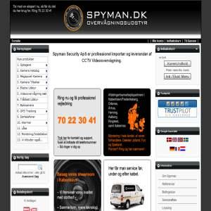 Spyman Security ApS