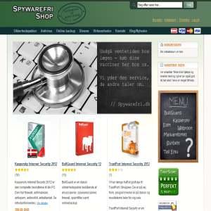 Spywarefri Shop