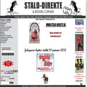 Stald-Direkte - rideudstyr & outdoor