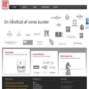 Standoutmedia.dk - Online marketing