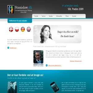 Stanislaw.dk - Polsk-dansk-engelsk oversættelser!
