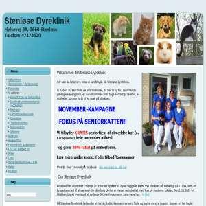 Tandbehandling gnavere - Stenløse Dyreklinik