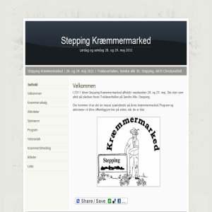 Stepping Kræmmermarked