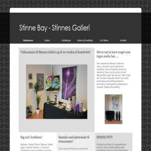 Stinnes Galleri v/Stinne Bay