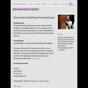 Stjernestudiet.dk - Bryllupsfotograf