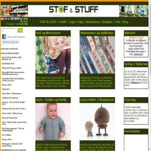 STOF & STUFF - kreativ livsstil