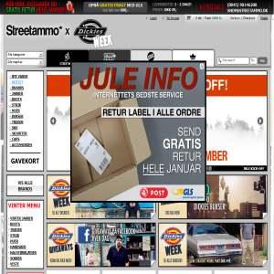 Streetammo Webshop