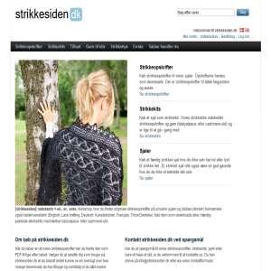Strikkesiden.dk