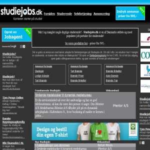 Studiejobs.dk - Karrieren Starter På Studiet