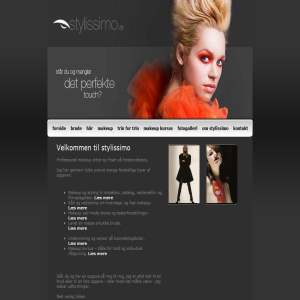 Stylissimo - Freelance makeup artist og frisør