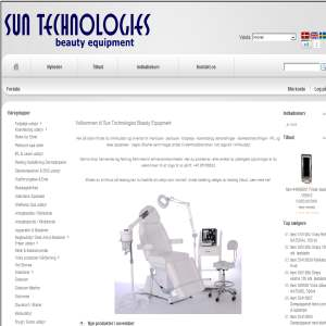 Sun Technologies - beauty equipment