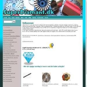 Diamantværktøj fra Køge