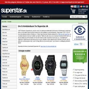 Superstar.dk - din modebutik på nettet