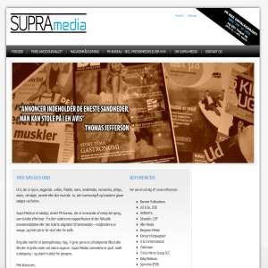 PR Bureau Supra Media
