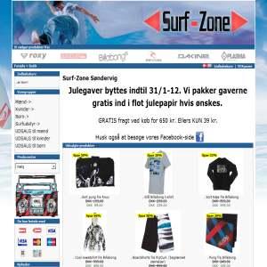 Surf Zone Søndervig