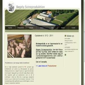 Bøgely Svineproduktion