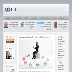 Tabellae - Output Management