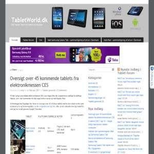TabletWorld.dk