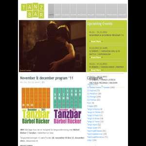 Tanzbar | argentinsk tango med Bärbel Rücker