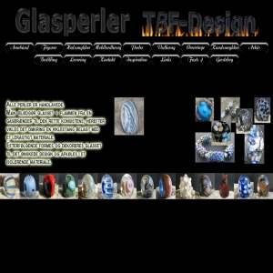 Glasperler | tbfdesign.dk