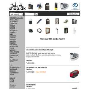 TeknikShop.dk