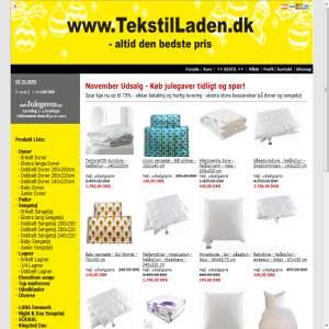Tekstilladen.dk
