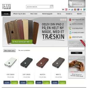 Tezzo.dk - Covers og tilbehør til iPhone