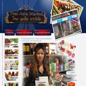 Thai Asia Marked - din thai købmand