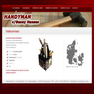 Handyman - Benny Hansen