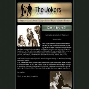 The Jokers - dansemusik, festmusik, livemusik