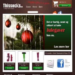 Thissocks