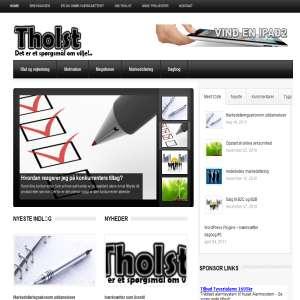 Tholst.dk - for grønne iværksættere